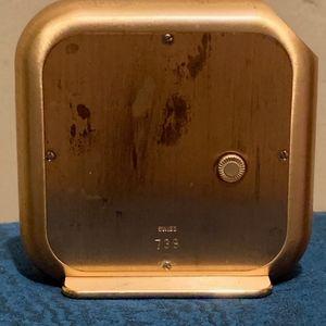 Gucci Office - Gucci Desk Clock, Gold